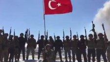 Güvenlik Güçleri Türk Bayrağı Altında Yüksekova'yı Marşla İnletti
