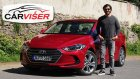 Hyundai Elantra 2016 Test Sürüşü - Review (English Subtitled)