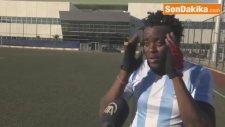Kenyalı Ampute Futbolcu Örnek Olmak İstiyor -Dalmas Otieno'dan Detaylar