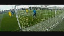 Real Madrid'in Kalecisi  Keylor Navas'tan Higuita Kurtarışı