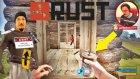 Fena Uçtum | Rust Türkçebattle Royale | Bölüm 4 | Oyun Portal