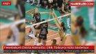 Fenerbahçeli Christa Harmotto: CNN, Türkiye'yi Kötü Gösteriyor