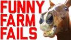 Funny Farm, Cowgirl And Redneck Fails Compilation | By Failarmy | En Komik Kazalar