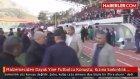Malzemeciden Dayak Yine Futbolcu Murat Saykal, Konuştu: Kızına Sarkıntılık Etmedim