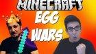 Dikkat Takla ! | Minecraft Türkçe Egg Wars | Bölüm 25 | Oyun Portal