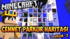 LANET SLİME BLOKLAR !!!! | Minecraft | Cennet Parkur Haritası | Bölüm-2 | ft.Gereksiz Oda