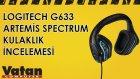 Logitech G633 Artemis Spectrum İncelemesi