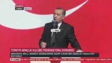 Reis-i Cumhur Recep Tayyip Erdoğan'ın Dünyayı Titreten Şiiri