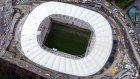 Vodafone Arena'da ses sistemi denemesi