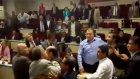 Belediye Meclisinde Tekme Tokat Kavga