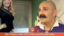 Cemil İpekçi Hadise'yi Yerin Dibine Soktu - Söylemezsem Olmaz (7 Nisan Perşembe 2016)