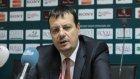 Ergin Ataman'dan Euro Cup final açıklaması