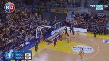 Gran Canaria - Galatasaray maçının nefes kesen son anları