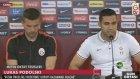 Lukas Podolski'den Açıklamalar / Part 2
