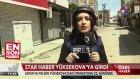 Nazlı Çelik Yüksekova'da Çatışmaların Tam Ortasında