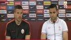 Podolski: 'Hiçbir Zaman Ayrılmak İstediğimi Söylemedim'