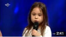 Azra Ilgaz ve Kardeşi Naz - Fly Me To The Moon | O Ses Çocuklar Türkiye (7 Nisan Perşembe)