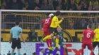Borussia Dortmund 1-1 Liverpool (Maç Özeti - 7 Nisan Perşembe)