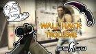 Wallhack Kodu İle Ali'yi Trollemek!! - Cs:go - 1v1