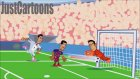 Wolfsburg - Real Madrid Maçının Animasyon Filmi