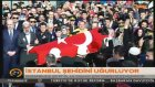 Erdoğan Şehit Binbaşının Cenazesine Katıldı
