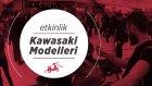 Eurasia Motobike Expo 2016 | Kawasaki Motosiklet Standı | 2016 Kawasaki Motosiklet Modelleri