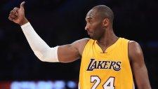 Kobe Bryant Basket Topuyla Futbol Oynadı