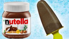 Nutelladan Dondurma Nasıl Yapılır | EvcilikTV