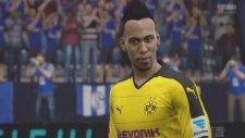 Schalke 04 Ve Borussia Dortmund Kozlarını Paylaştı