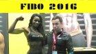 Fibo 2016 Koln Fitness Ve Vücut Gelistirme Fuarı, Fragman -Vücut Geliştirme