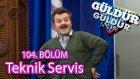 Güldür Güldür Show 104. Bölüm, Teknik Servis Skeci