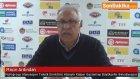 Maçın Ardından -Teknik Direktörü Hüseyin Kalpar