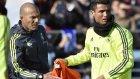 Real Madrid'li Oyuncular Farklı Şeyler Deniyor