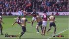 West Ham United 3-3 Arsenal (Maç Özeti - 9 Nisan Cumartesi 2016)