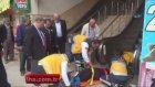 Yürüyen Merdivenden Düşen Yaşlı Kadın Yaralandı