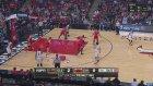 LeBron James'in Bulls'a karşı bulduğu 33 sayı!