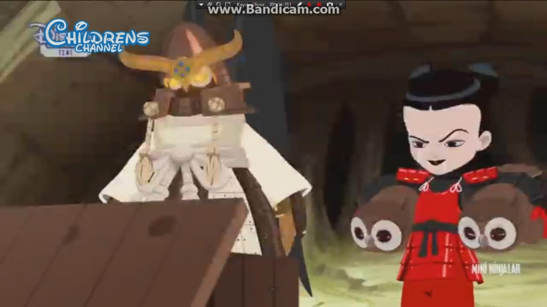Mini Ninjalar Daifuku Fanları Gece Kuşları Izlesenecom