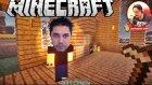 Tunç'u Trolledim | Minecraft Türkçe Survival Multiplayer | Bölüm 35 - Oyun Portal