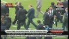 Cumhurbaşkanı, Fikret Orman, Davutoğlu ve Abdullah Gül Vodafone Arena'da paslaştı!