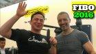 Fibo 2016, Hakan Demiray ile Technogym turu, türkce