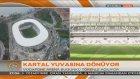 Vodafone Arena Açılıyor
