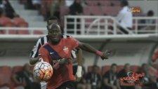 Al Ahli FC'de forma giyen Moussa Sow yine attı! Durdurulamıyor...