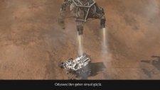Curiosity'nin Mars'a İnişi
