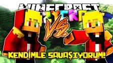 Kendimle Savaşıyorum! (Korkunç İkizim Vs Tto)   Minecraft   Craziest Craft   Bölüm 22 - Tto