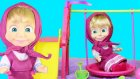 Maşa ile Ayı | Maşa Parkta Eğleniyor Oyuncak Tanıtımı | EvcilikTV