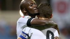 Moussa Sow'dan çok klas gol!