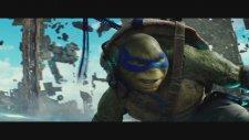 Ninja Kaplumbağalar: Gölgelerin İçinden (2016) Türkçe Dublajlı 2. Fragman