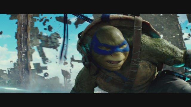 Ninja Kaplumbağalar Gölgelerin Içinden Teenage Mutant Ninja