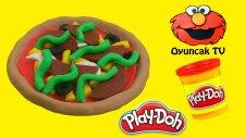 Play Doh Oyun Hamuru İle Pizza Yapımı - Oyuncak Tv