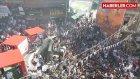 Beşiktaş Vodafone Arena Çevresinde Taraftarlara Polis Müdahalesi